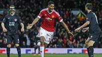 Man Utd vùi dập đội bóng Đan Mạch ở Europa League