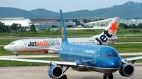 Các hãng hàng không đồng loạt giảm giá vé
