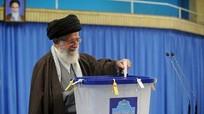 Người Iran lần đầu đi bầu cử sau thỏa thuận hạt nhân lịch sử