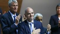 Gianni Infantino trở thành tân Chủ tịch FIFA