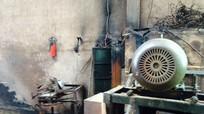 Quỳnh Lưu: Hỏa hoạn thiêu trụi kho gạo