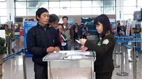 Hành khách qua Cảng hàng không Vinh tăng 20%