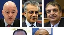 """5 gương mặt """"chạy đua"""" chiếc ghế Chủ tịch FIFA là ai?"""