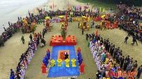 Lễ hội Đền Cờn hấp dẫn với góc nhìn mới