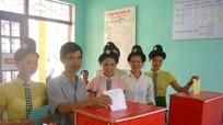 Cần tạo điều kiện cho ứng cử viên nữ trong kỳ bầu cử