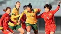 Tuyển nữ Việt Nam nhận chín bàn thua trước Australia