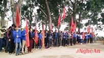 Thực hiện tháng Thanh niên gắn với tuyên truyền bầu cử ĐBQH, HĐND