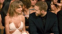 Taylor Swift và bạn trai Calvin Harris kỷ niệm 1 năm yêu