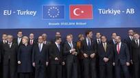 EU nhất trí sớm thúc đẩy các đề xuất của Thổ Nhĩ Kỳ
