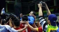 """""""Đội tuyển futsal VN muốn tiếp tục gây sốc tại World Cup"""""""