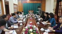 Đảng ủy Khối CCQ tỉnh: Giới thiệu đại biểu ứng cử HĐND cấp tỉnh