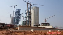 Tập trung nguồn lực, đẩy nhanh tiến độ dự án xi măng Sông Lam