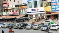 Nghệ An dừng thu phí đỗ xe trên đường Cao Thắng