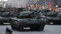 Nga bắt đầu sản xuất hàng loạt siêu tăng T-14 Armata