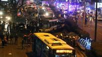 Các nhà hoạt động người Kurd nhận trách nhiệm vụ đánh bom ở Ankara