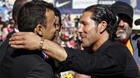 Simeone phấn khích khi Atletico gặp Barca ở tứ kết