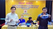 15 cầu thủ đội 1 SLNA tham gia Giải bóng đá phong trào Vinh League