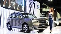 Subaru Forester 2016 chào Đông Nam Á