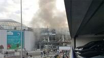 Nổ lớn tại sân bay Brussels (Bỉ), 17 người thiệt mạng