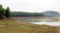 Hơn 700 ha lúa xuân của Yên Thành sẽ thiếu nước tưới