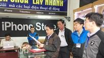 TP Vinh tổ chức cưỡng chế 3 hộ nợ đọng thuế