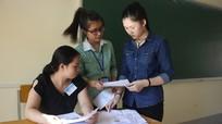 Nhiều thí sinh Nghệ An không đăng ký xét tuyển đại học, cao đẳng