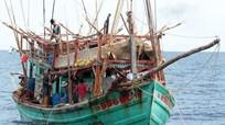 Sứ quán Việt Nam tại Thái Lan bảo hộ 38 ngư dân Việt Nam bị bắt