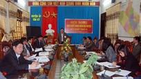 Đảng bộ huyện Tân Kỳ bổ sung ủy viên Ban Chấp hành