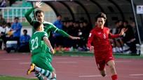 ĐT Việt Nam 0 - 1 Iraq (tối 29/3): Hài lòng tất cả, trừ kết quả