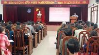 Đảng ủy Khối CCQ tỉnh: Thông tin nội dung Nghị quyết về luân chuyển cán bộ