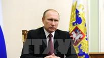 Tổng thống Putin ủy thác FSB bảo vệ cuộc bầu cử Hạ viện