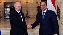 Hợp tác quân sự hâm nóng quan hệ Nga - Ai Cập