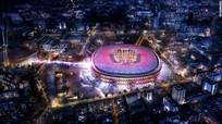 Barcelona công bố mẫu thiết kế sân vận động mới