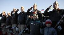 Sẽ trao 10.000 huân chương cho binh lính Nga tại Syria