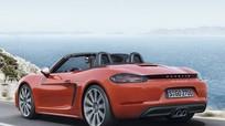 Đánh giá xe thể thao 2 chỗ 'giá mềm' Porsche Boxster