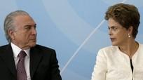 Brazil: Phó Tổng thống Michel Temer tạm thời nắm quyền … vài ngày