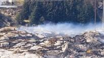 Na Uy: Tiếp tục tìm kiếm 2 người mất tích sau vụ tai nạn máy bay