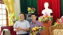 Công bố Quyết định Phó Bí thư Thường trực Huyện ủy Quế Phong