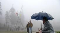 Dự báo thời tiết ngày 2/4: Bắc Trung bộ có mưa nhỏ vài nơi