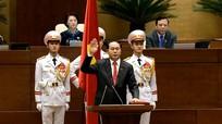Quốc hội bầu ông Trần Đại Quang giữ chức vụ Chủ tịch nước
