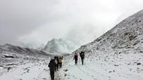 Cô gái Nghệ An và hành trình 15 ngày chinh phục Everest Base Camp