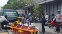 Một phụ nữ tử vong nghi do tai nạn giao thông