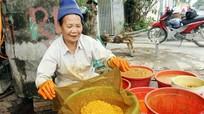 Chế biến tinh bột nghệ, nghề mới ở Quỳnh Hậu