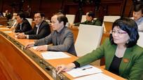 Miễn nhiệm 8 Uỷ viên Uỷ ban Thường vụ Quốc hội và Tổng Kiểm toán