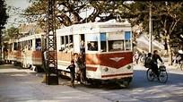 Bồi hồi với bộ ảnh màu Hà Nội những năm 1970