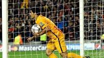 Messi tịt ngòi, Barca vẫn đánh bại Atletico
