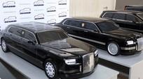 """Tổng thống Putin sắp được nhận limousine """"khủng"""""""