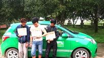 3 thanh niên thuê taxi từ Nghệ An vào Hà Tĩnh để cướp