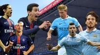 """PSG - Manchester City: Khách lại """"tay trắng"""" ra về?"""