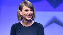 Taylor Swift được nhận giải thưởng mang tên mình